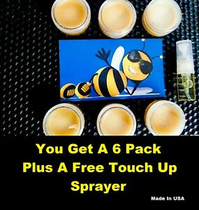 Swarm Pro Lure 6 Pack Honey Bee Scent Beehive Hive Bait Box Trap Beekeeper