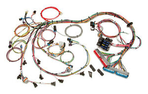 Painless Wiring 99 02 Gm Ls1 Fuel Inj Wiring Harness 60508