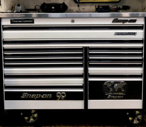 Snap On Tool Box limited Edition 90th Anniversary