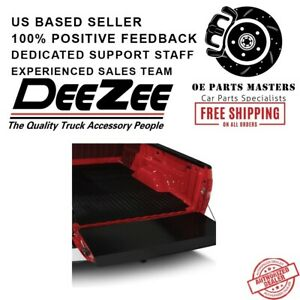 Dee Zee For 09 14 Ford F 150 Black Tread Full Tailgate Protector Dz4109b
