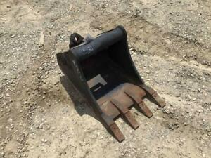 18 Wain Roy Excavator Tooth Bucket Hdm30 Quick Attach 38mm Pin Stock 203535