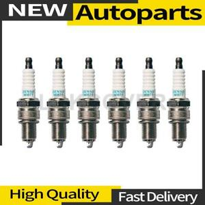 6x Spark Plug Denso Auto Parts For 1974 1976 Ford Mustang Ii