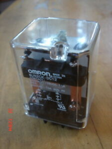 New Omron Electro Mechanical Latching Relay