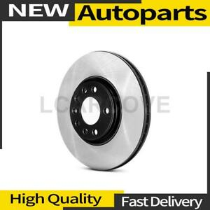 1x Disc Brake Rotor Rear Centric Parts For 2017 2019 Fiat 124 Spider