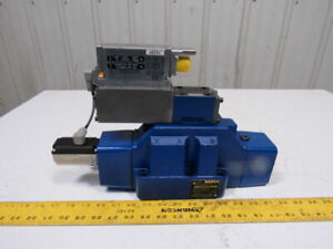 Bosch Rexroth 0811404434 Hydraulic Proportional Directional Control Valve