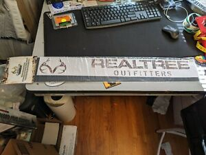 Realtree Outfitters Front Windshield Decal Camo Camouflage New