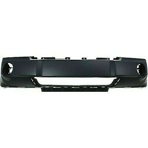 Primed Front Bumper Cover Fascia For 2005 2007 Jeep Grand Cherokee 5159124aa