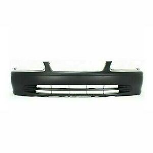 Primed Front Bumper Cover Fascia For 2000 2001 Toyota Camry Ce Le Xle 52119aa902