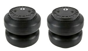 Ss8 Slam Bag Pair Air Ride Suspension 8 Round 1 2 Npt Port Ss 8 2 Airbags