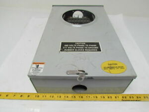 Electrical Meter Devices 602u3010c13 886 Socket 30amp 3ph 4 wire 600v Type 3r
