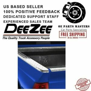 Dee Zee For 1993 2011 Ford Ranger Brite Tread Side Bed Wrap Caps Dz21995
