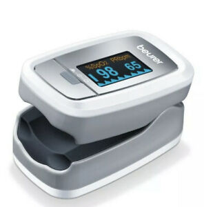 Beurer Pulse Oximeter Po30 And Case Excellent Used Condition