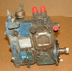 Sba131016630 Ford 1500 Compact Tractor Injection Pump