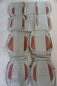 2017 2019 Ford Escape S Leather Seat Covers