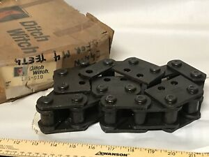 Nos Ditch Witch Trencher Part 135 010 Connecting Chain 2 2 1 2 M4 M 4 Digging