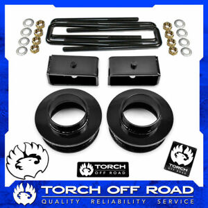 3 Front 3 Rear Lift Kit 1992 1999 Chevy Suburban Tahoe Gmc Yukon 1500 2wd 4x2