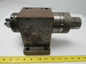 Speedgrip B 25382 Manual Spin Indexing Tool For Lathe Collet 1 750 Od 1 750 Oal