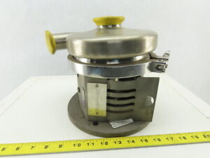 Ampco Ac216mdg18t Stainless Steel Sanitary Centrifugal Pump 2 x 1 1 2 4 75 Imp