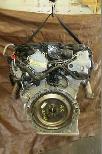 2012 Mercedes E350 Engine 70k Sdn Gasoline Rwd Oem