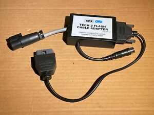 Otc Spx Model 3625 04 Tech 2 Flash Cable Adapter For Gm Tech 2 Scanner