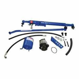 Power Steering Conversion Kit Compatible With Ford 4000 4600
