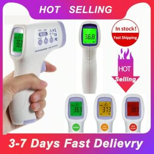 Infrared Thermometro Digital Laser Ir Temperature Meter With Lcd Display
