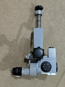 Carl Zeiss Opmi 1 Optical Head For Surgical Microscope W F170 Bino And F250 Obj