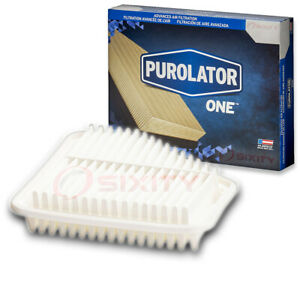 Purolator One Engine Air Filter For 2009 2012 Toyota Corolla Intake Flow Dt