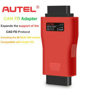 Original Autel Can Fd Adapter Support My2020 Gm Models Work With Autel Vci