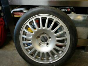 91 99 Mitsubishi 3000gt Vr4 Enkie Spare Wheel Temporary Rim Local Pickup Only