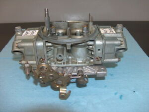 Holley 750 Cfm Double Pumper 4 Barrel Carburetor 4779 Carb Sportsman Racing Core