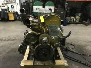 2008 Cat C18 Industrial Diesel Engine 575 Hp Approx 16k Hours All Complete
