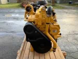 Cat 7 1 Marine Diesel Engine All Complete And Run Tested
