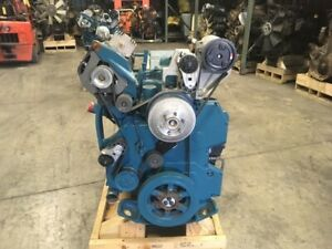 08 International Dt 530e Diesel Engine 330hp All Complete And Run Tested