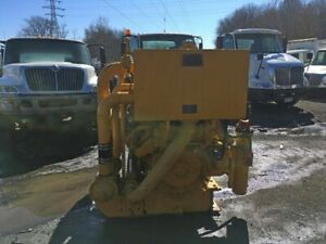 Cat D348 Industrial Diesel Engine 855hp All Complete And Run Tested