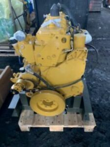 Cat 3126 Industrial Diesel Engine 300hp All Complete And Run Tested