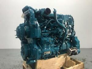 05 International Dt466egr Diesel Engine All Complete And Run Tested