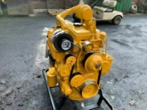 John Deere 4045t Diesel Engine 125hp All Complete And Run Tested
