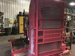 2005 Cat C11 Industrial Power Unit 420hp All Complete