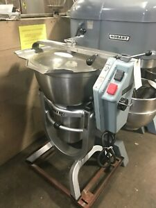 Hobart Hcm450 45 Qt Vertical Cutter Mixer With Knife