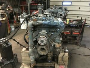 2001 Detroit Mtu s2000 Industrial Engine 605 650hp All Complete And Run Tested