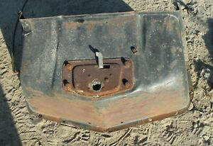 1942 1946 1947 Ford Truck Top Support Panel Hood Latch F