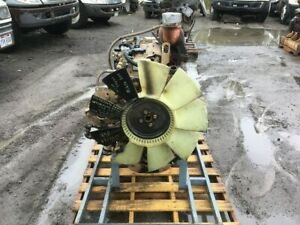 2012 John Deere 4045 Diesel Engine All Complete And Run Tested