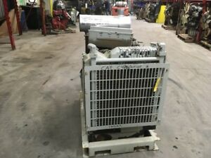 Cat C4 4 Industrial Power Unit 127hp All Complete Run Tested