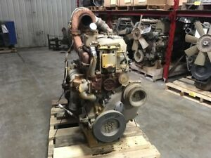 1981 Cummins Nt855 Industrial Enigne 335hp All Complete And Run Tested