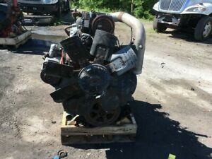 2004 International Dt 466 Ngd Diesel Engine All Complete And Run Tested