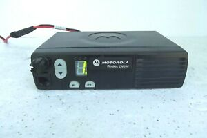 Motorola Cm200 Vhf Mobile Radio 25w 4 Channels