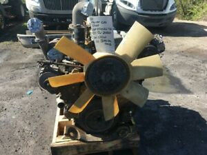 1999 Cat C10 Diesel Engine 305hp Approx 209k Miles All Complete