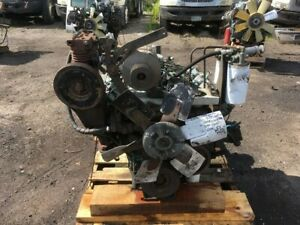 1984 International 9 0l Diesel Engine 165hp All Complete Run Tested