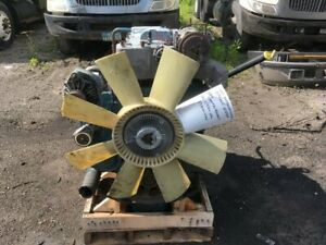 2001 International Dt 466e Diesel Engine 215hp All Complete And Run Tested
